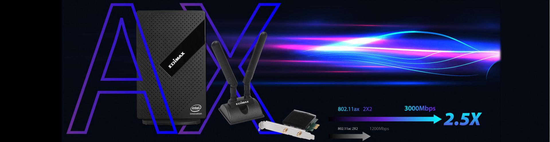 Новое покление Wi-Fi 6